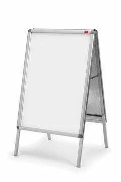 Nobo aluminium stoepbord ft poster