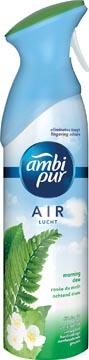 Ambi Pur luchtverfrisser Ochtenddauw, sprayflacon van 300 ml