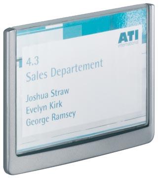 Durable deurnaamhouder Click Sign ft 14,9 x 10,5 cm